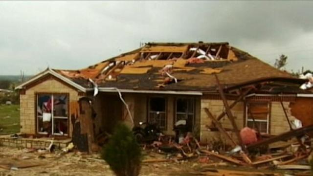Texas Families Brace for New Round of Devastating Storms
