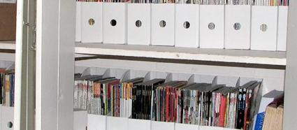 Shelves: they're what your games sit on