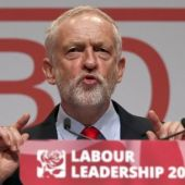 Corbyn calls for unity after winning Britain's Labour leadership vote