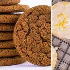 How To Make Rosemary Gingersnaps & Lemon Dream Cookies