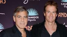 BFFs George Clooney and Rande Gerber Celebrate Their Birthdays Together