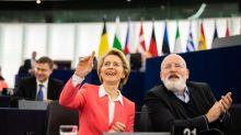Timmermans skizziert Pläne für klimaneutrales Europa