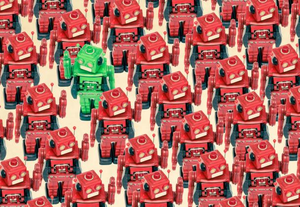 After Math: Robot revolutionaries
