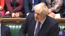 Boris Johnson moves one step closer to Brexit as bill sails through Commons