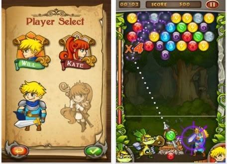 Daily iPhone App: Pop Kingdom