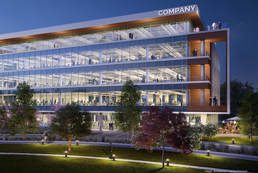 News post image: Google leases up entire brand-new Mountain View office project