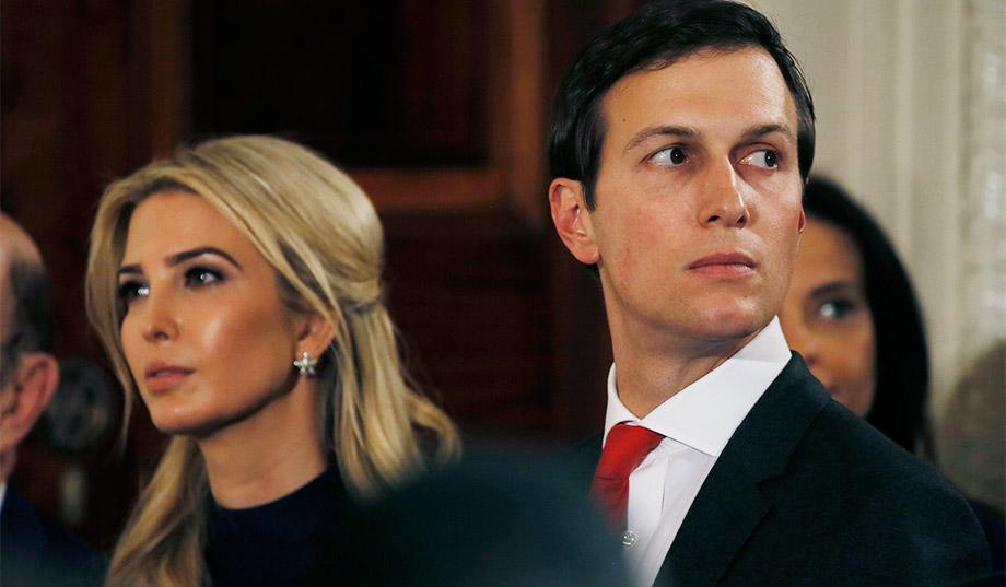 Jared Kushner and Ivanka Trump Threaten to Sue Lincoln Project over Times Square Billboards