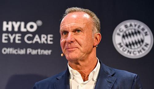 Bundesliga: Rummenigge spricht über Dembele-Theater