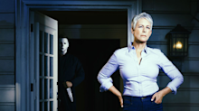 People are already terrified by the first footage from the long-awaited 'Halloween' sequel