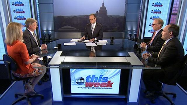 'This Week' Panel: Crisis in Egypt