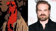'Hellboy' Reboot In the Works With 'Stranger Things' Star David Harbour