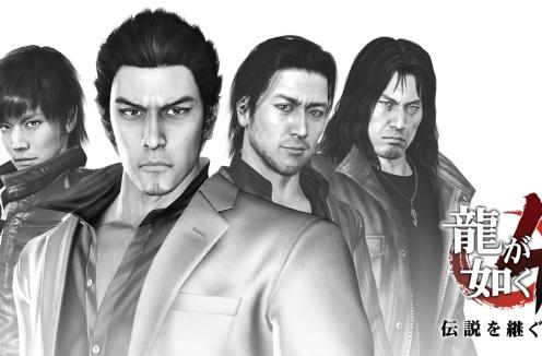 Yakuza 4 heads East in March 2010