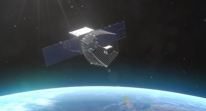Real life 'Pac-Man' satellite will clean up space junk
