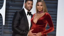 Party for a Princess! Ciara and Russell Wilson Celebrate 'Angel' Daughter Sienna's First Birthday
