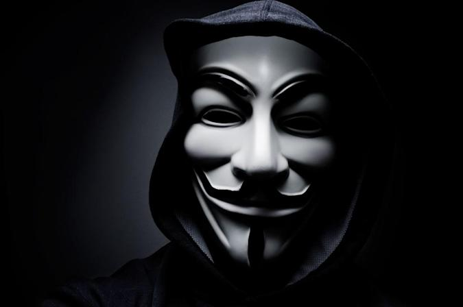 Anonymous goes to war with ISIS over Paris attacks