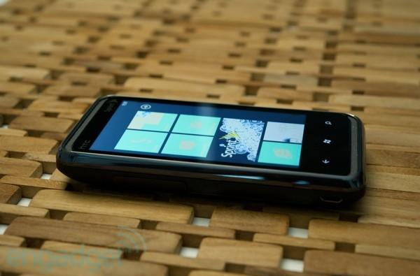 HTC Arrive makes its exit, leaves Sprint with a Windows Phone-shaped hole