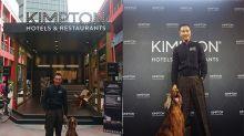 金普頓亞洲首次快閃酒店 拍出王陽明風格時尚照