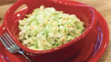 Make KFC's famous coleslaw at home with this 'top secret' recipe