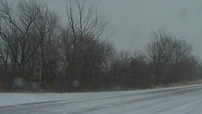 Christmas Storms Bring Heavy Snow and Twisters