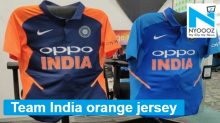 Congress, SP leaders oppose orange jersey, says BJP is turning everything ''saffron''
