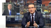 John Oliver Tears Into Trump: 'There is Zero Actual Emergency At The Border'