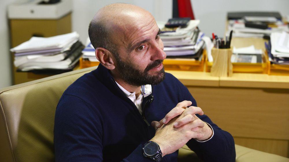 """Siviglia, Monchi è un rebus: """"Non ho firmato per la Roma, ho altre offerte"""""""