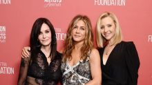 Courteney Cox ha empezado a ver todas las temporadas de 'Friends'