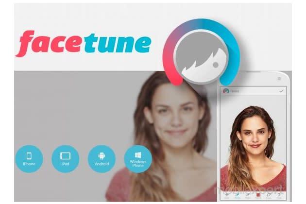 Edite Suas Selfies Ate A Perfeicao Com Facetune Para Android Iphone