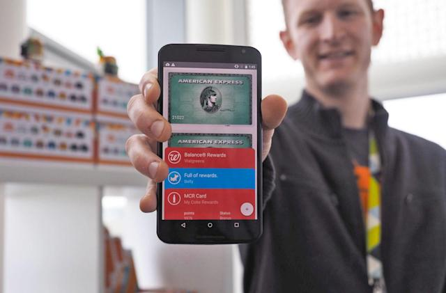 Android Pay could use your face to authenticate loyalty programs