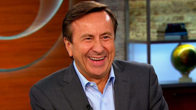 Daniel Boulud on successfully combining roles of chef and restaurateur