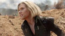 Scarlett Johansson says Black Widow movie offers her 'closure'
