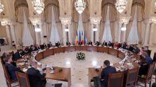 Tajani aboga por acelerar el ingreso de Rumanía y Bulgaria en Schengen