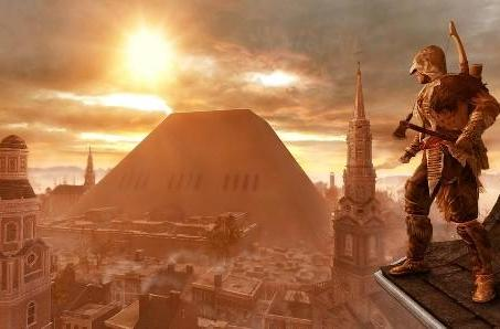 Assassin's Creed 3 'Redemption' DLC out today on PS3, 360, PC, May 16 on Wii U