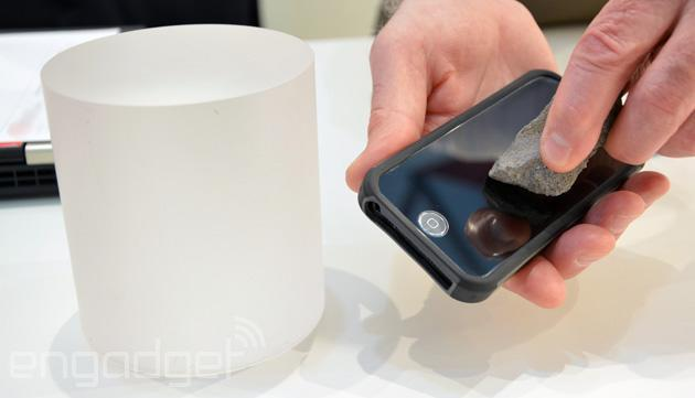 Corning's sapphire-like glass keeps your smartphone scratch-free