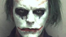 Man carrying a sword, dressed as Joker arrested in Virginia