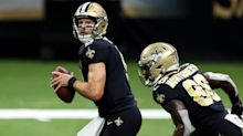 Saints make 4 pre-game roster moves, send Ty Montgomery to injured reserve