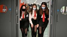 UK coronavirus LIVE: Face masks made mandatory for secondary schools in local lockdown areas as UK death toll rises by 12