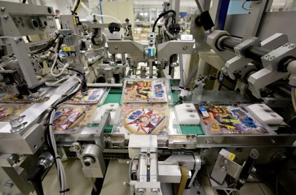The birth of a Blu-ray: inside the manufacturing plant