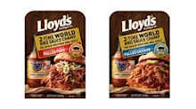 The Makers Of Lloyd's® Barbeque Partner With 2-TIme World Barbeque Champions To Launch Hardwood Smoked Pulled Meats Made With Pig Beach Mustard BBQ Sauce