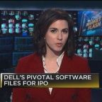 Dell's Pivotal Software files for IPO