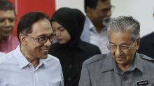 Why not pick up where you left off in 1997? Rais tells Anwar, Dr M