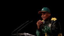 South Africa's Zuma appoints permanent police commissioner