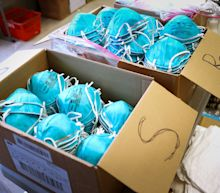 Feds distribute thousands of surgical masks, gloves seized by FBI