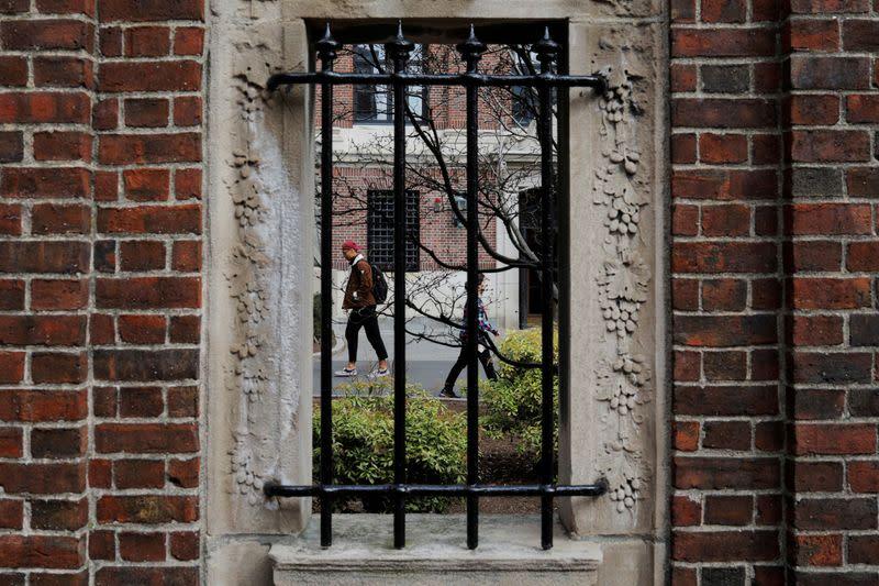 Facing pandemic squeeze, universities hit bond markets for cheap cash