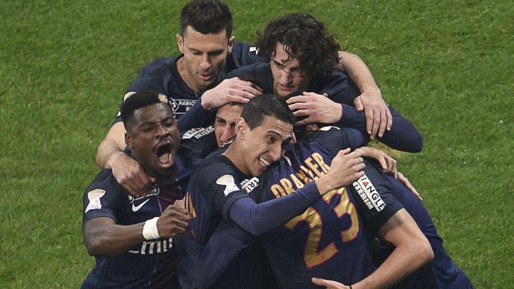 Monaco-PSG 1-4: Tridente spettacolo, Coupe de la Ligue a Emery