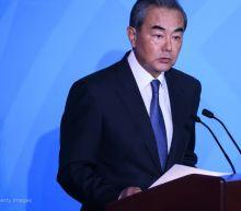 Senior Chinese diplomat says U.S. damaged the hard-won mutual trust by criticizing Beijing