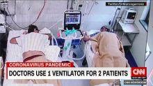 美肺炎疫情延燒 醫界研究開發「共用呼吸器」