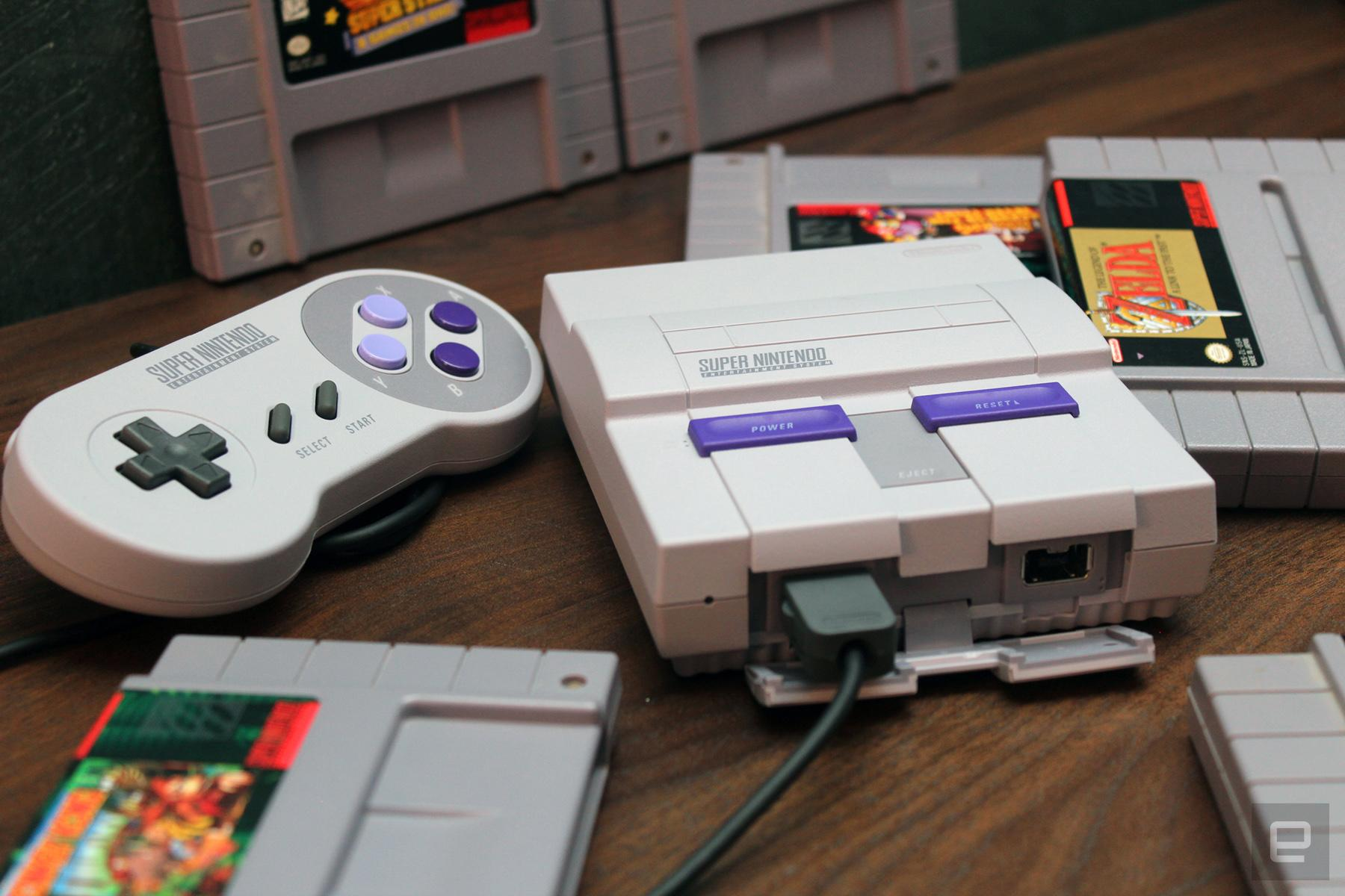 Snes Classic Edition Review Worth It For The Games Alone Engadget
