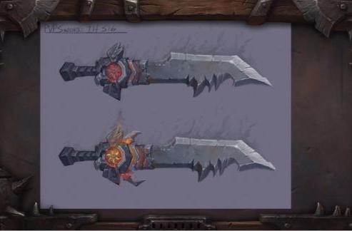 How heirlooms will work in Warlords of Draenor