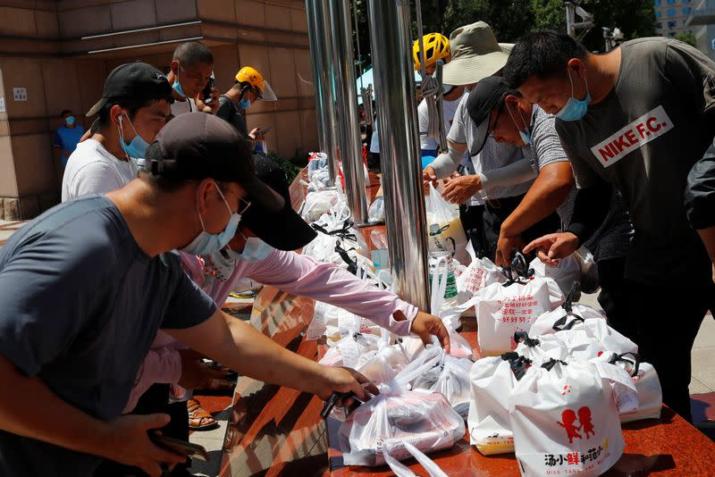 China reports 27 new coronavirus cases in mainland for Aug. 4
